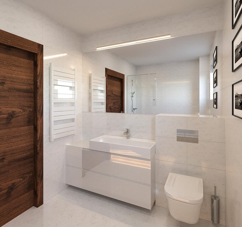 łazienka Nowy Sącz Aa Architects Anna Oleksy